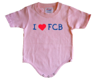 Babybody Girl I Love FCB