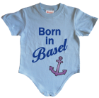 Born in Basel