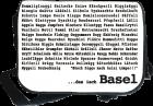 Basel Dialäkt Bag
