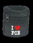 I love FCB mit Reissverschluss