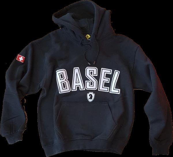 Basel Hoody gestickt