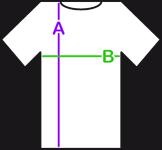 Grössenangaben T-Shirt